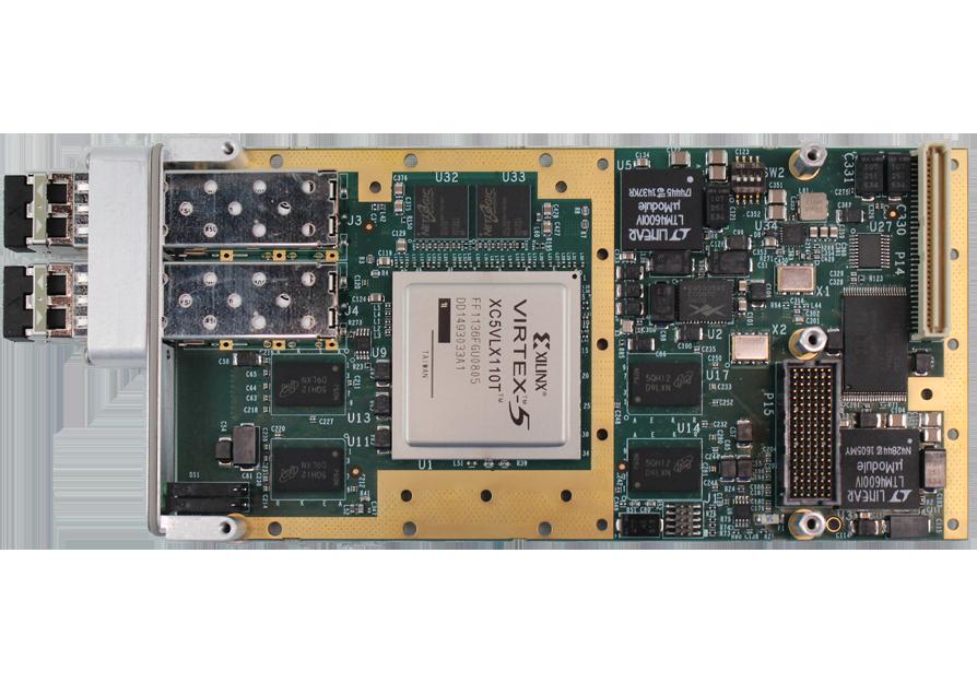 V1121 Dual Channel 10 Gigabit Ethernet XMC