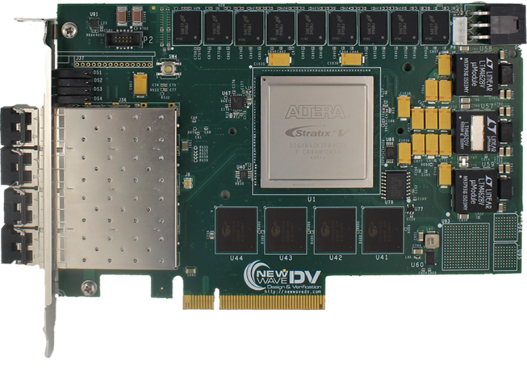 V5031-Quad-Channel-10-Gigabit-Ethernet-FPGA-PCI-Express-Card