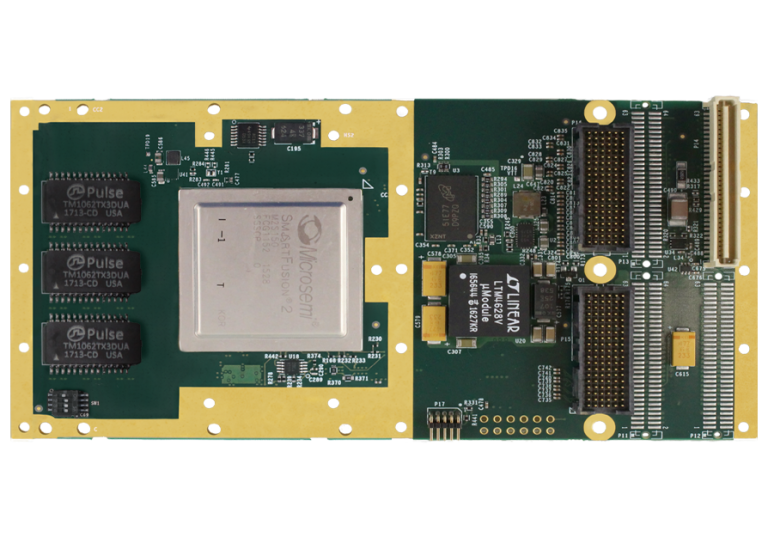 Featured V1146 9-Port 1394b AS5643 XMC Card