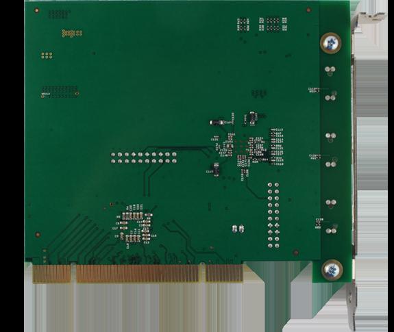 3-Port 1394b PCI OHCI Host Adapter-back