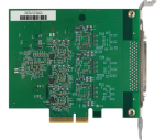 9-Port Mil1394 PCIe OHCI Adapter-back